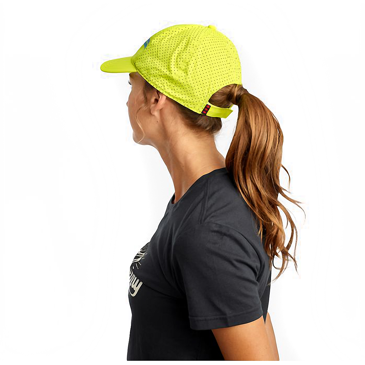 Saucony Doubleback Hat - Color: Evening Primrose, Evening Primrose, large, image 2