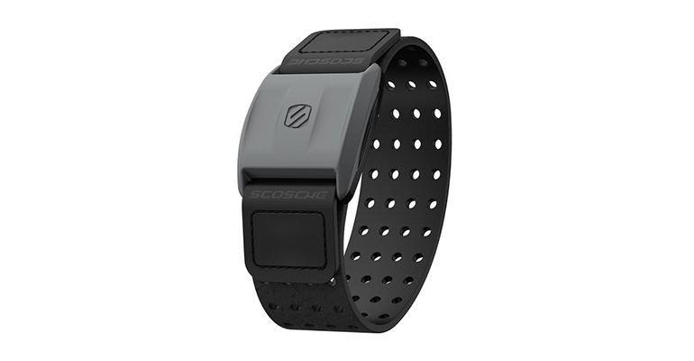 Scosche RHYTHM+ Armband Heart Rate Monitor - Color: Black - CT, Black, large, image 1