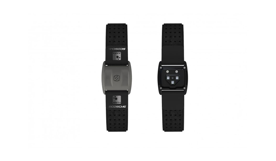 Scosche RHYTHM+ Armband Heart Rate Monitor - Color: Black - CT, Black, large, image 2