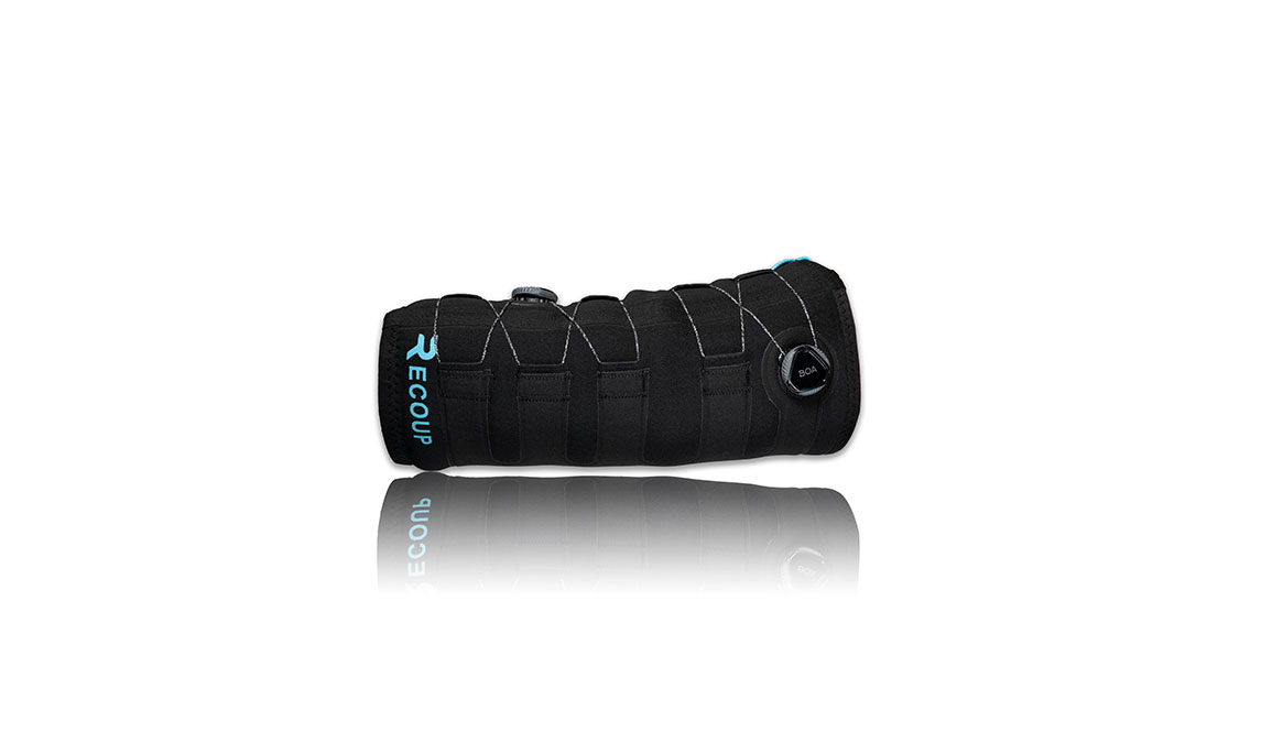 Recoup Fitness Recoup Fitness Cryosleeve - Color: Black Size: XL, Black, large, image 1