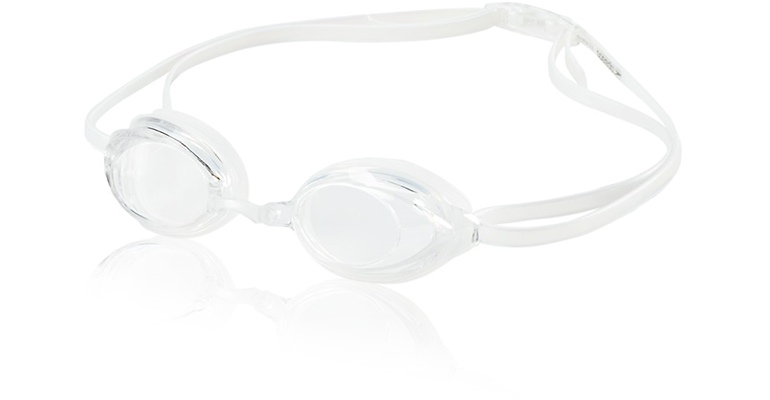 Speedo Jr. Vanquisher 2.0 - Color: Clear - Size: OSFA, Clear, large, image 1