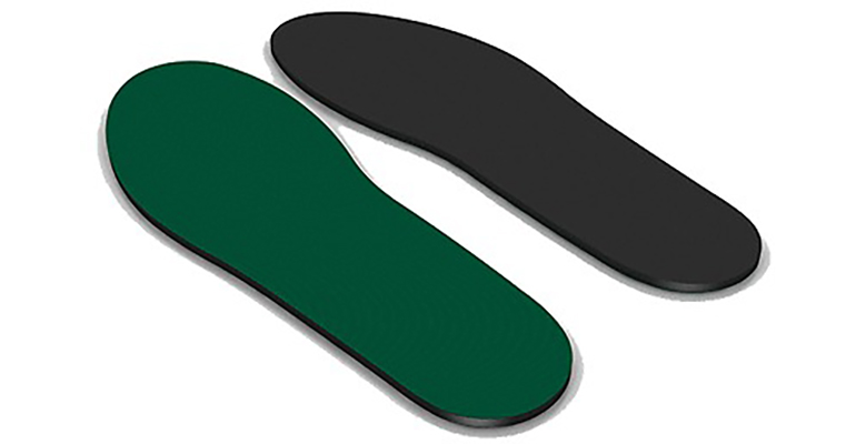 Spenco Comfort Insoles - Color: Green - Size: 0, Green, large, image 1