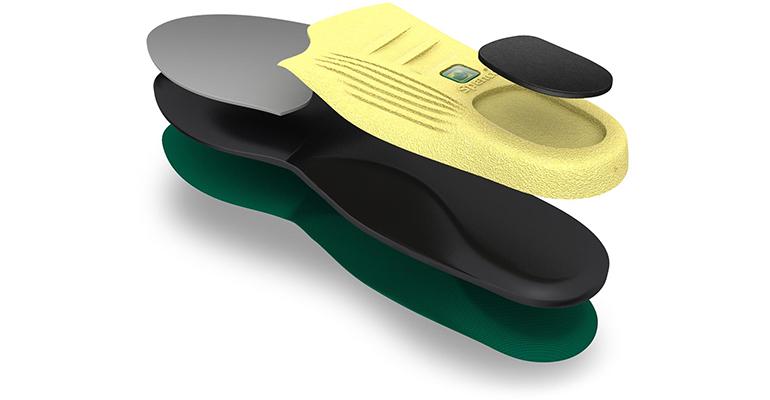 Spenco Cross Trainer - Color: Black - Size: 2, Black, large, image 2