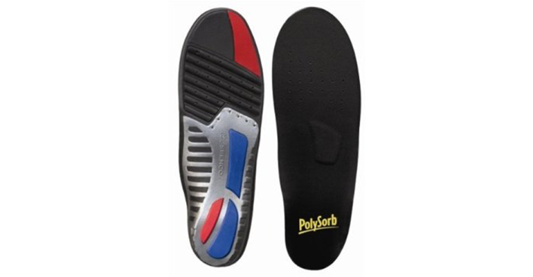Spenco Total Support insole - Color: Black - Size: 1, Black, large, image 2