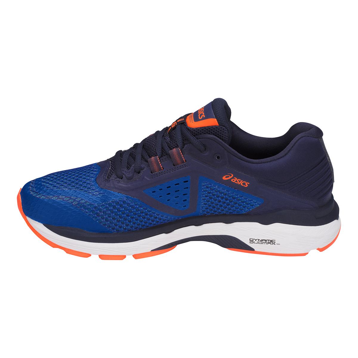 Men's Asics GT-2000 6 Running Shoe - Color: Imperial/Indigo (Regular Width) - Size: 10, Imperial/Indigo, large, image 2