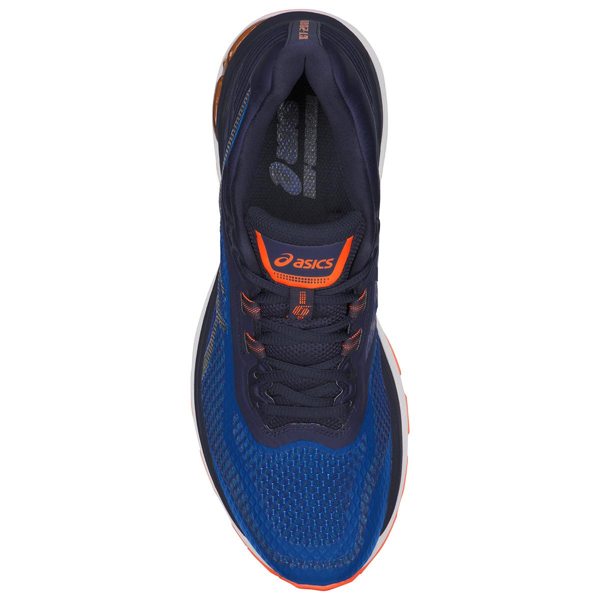Men's Asics GT-2000 6 Running Shoe - Color: Imperial/Indigo (Regular Width) - Size: 10, Imperial/Indigo, large, image 3