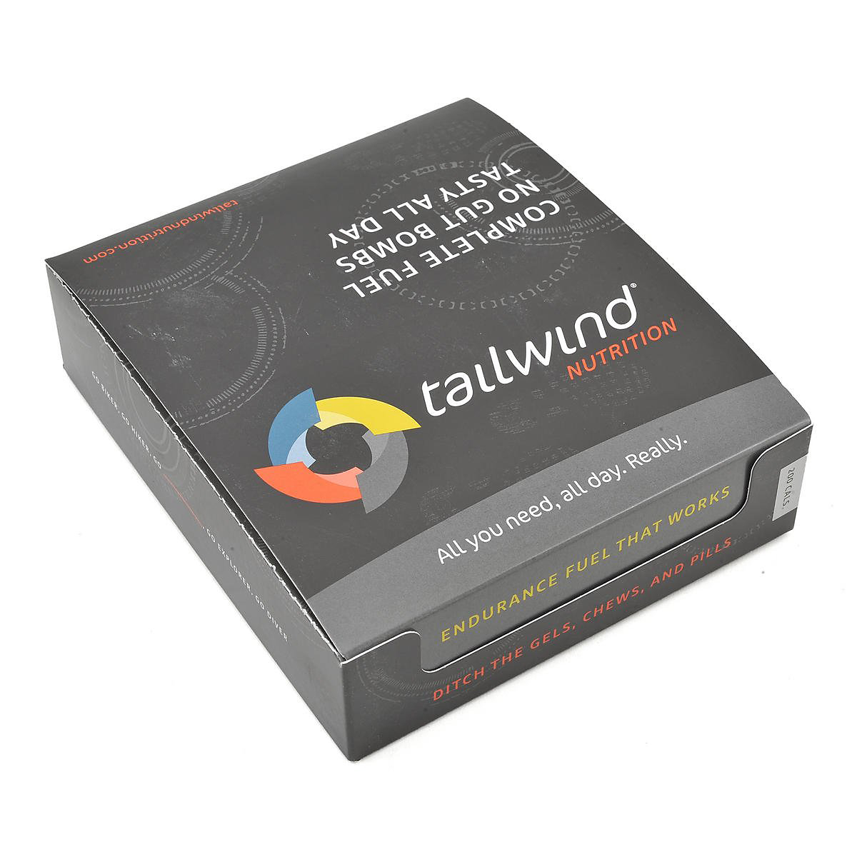 Tailwind Nutrition Endurance Fuel  - Color: Unflavored - Size: Box of 12, Unflavored, large, image 1