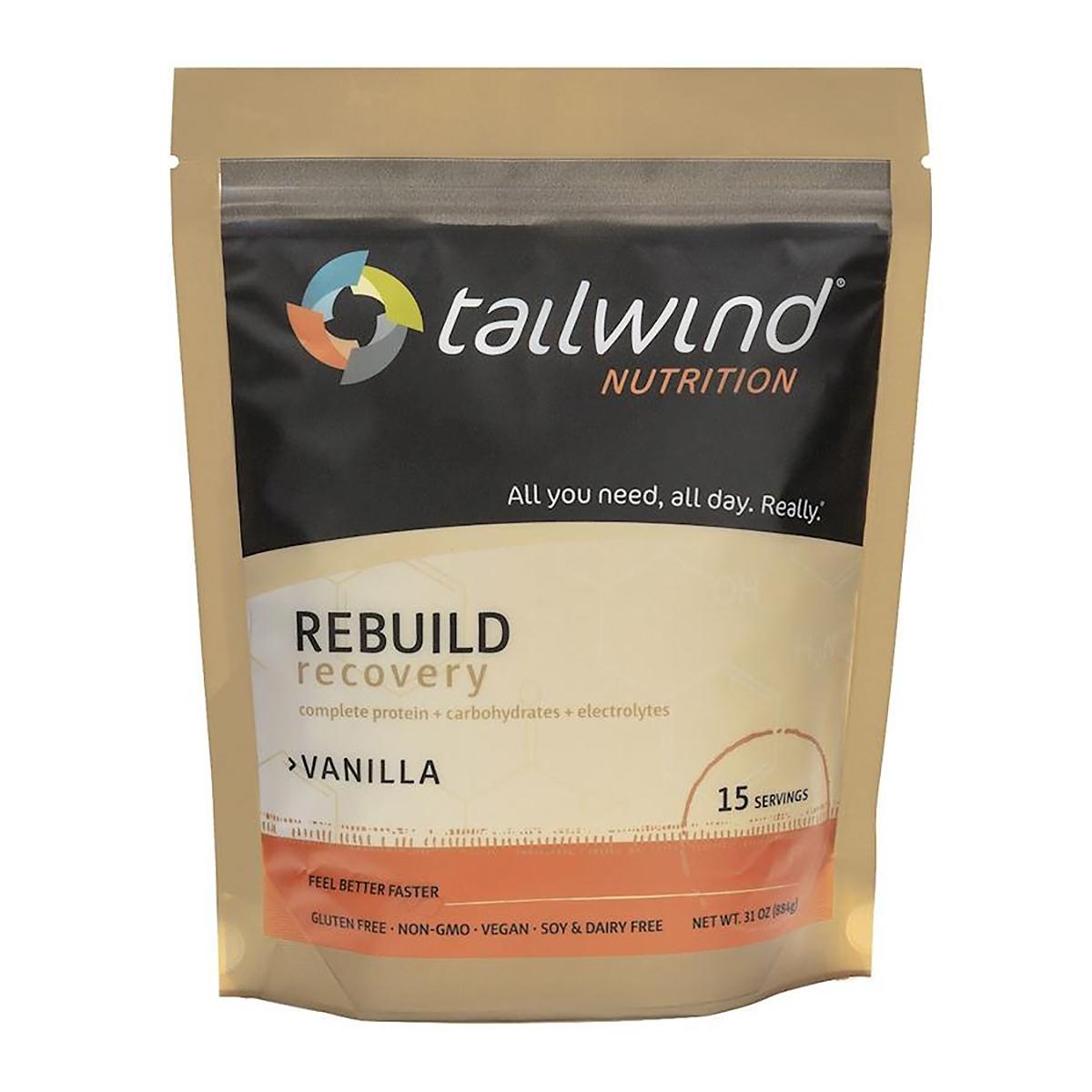 Tailwind Nutrition Rebuild Recovery Fuel - Color: Vanilla - Size: 32oz, Vanilla, large, image 1