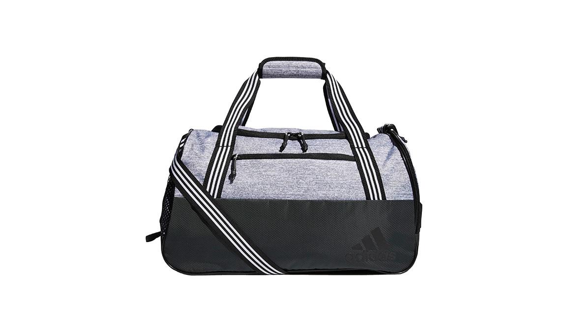 Adidas Squad IV Duffel Bag - Color: Legend Earth Grey Size: OS, Grey, large, image 1
