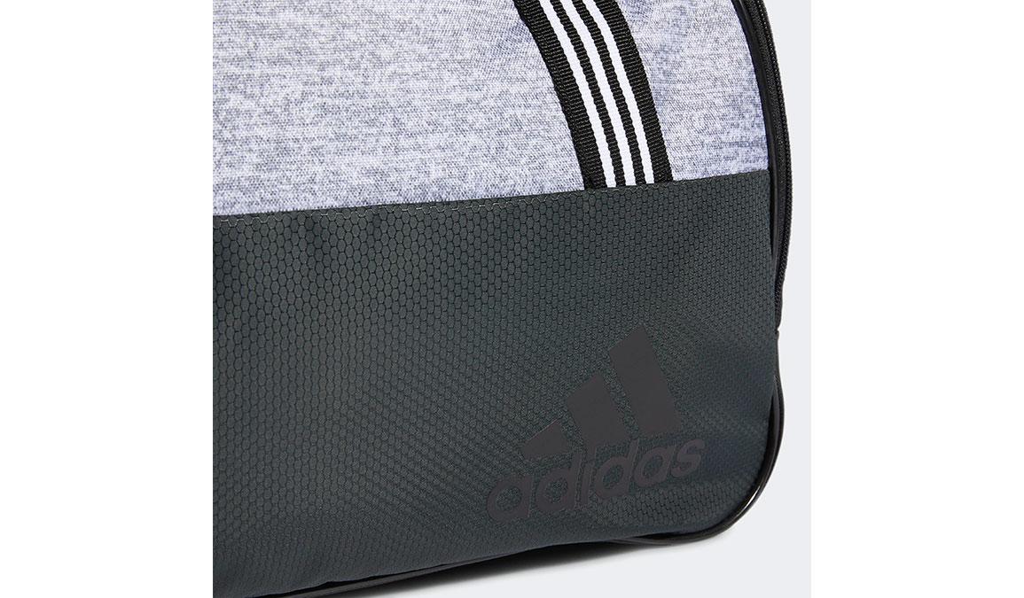 Adidas Squad IV Duffel Bag - Color: Legend Earth Grey Size: OS, Grey, large, image 4