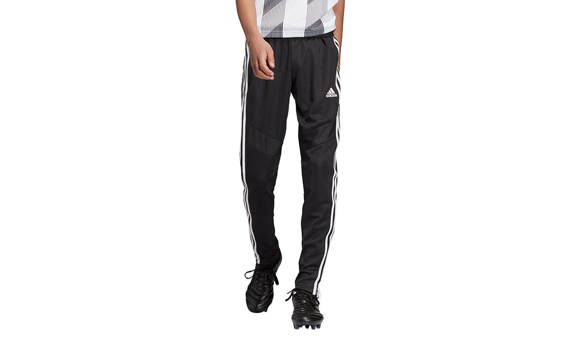 Kids Adidas Tiro 19 Training Pants - Color: Black/White Size: XXS, Black/White, large, image 1