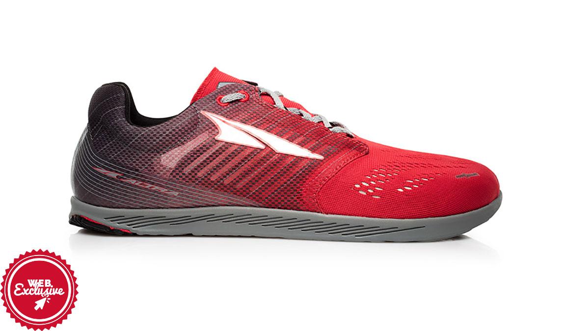 Altra Vanish-R Running Shoe - Color: Red (Regular Width) - Size: 7.5, Red, large, image 1