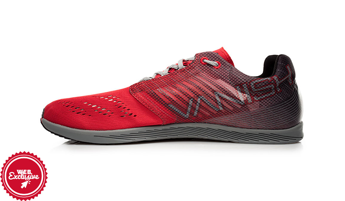 Altra Vanish-R Running Shoe - Color: Red (Regular Width) - Size: 7.5, Red, large, image 2