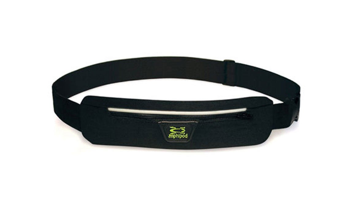 Amphipod AirFlow MicroStretch Plus Belt - Color: Black - Size: One Size, Black, large, image 1