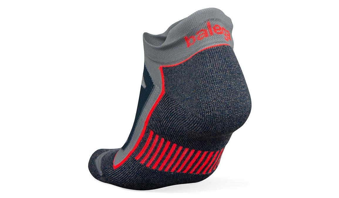Balega Blister Resist No Show Socks - Color: Legion Blue/Grey Bleach Size: S, Blue/Grey, large, image 2