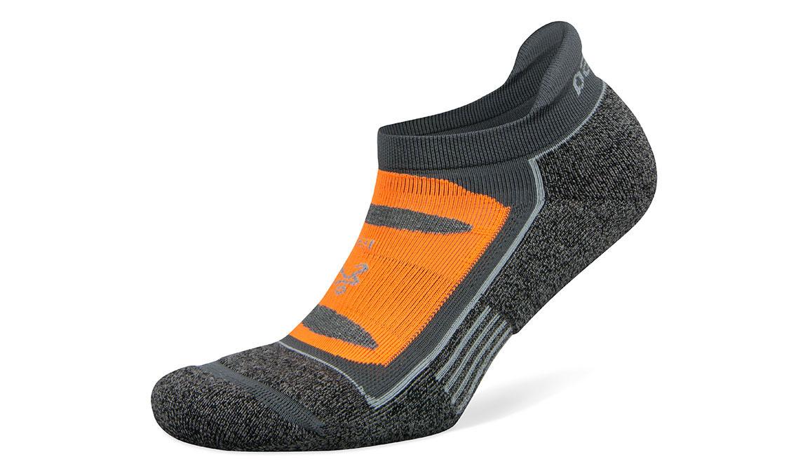 Unisex Balega Blister Resist No Show Socks - Color: Midgrey Size: M, Midgrey, large, image 1