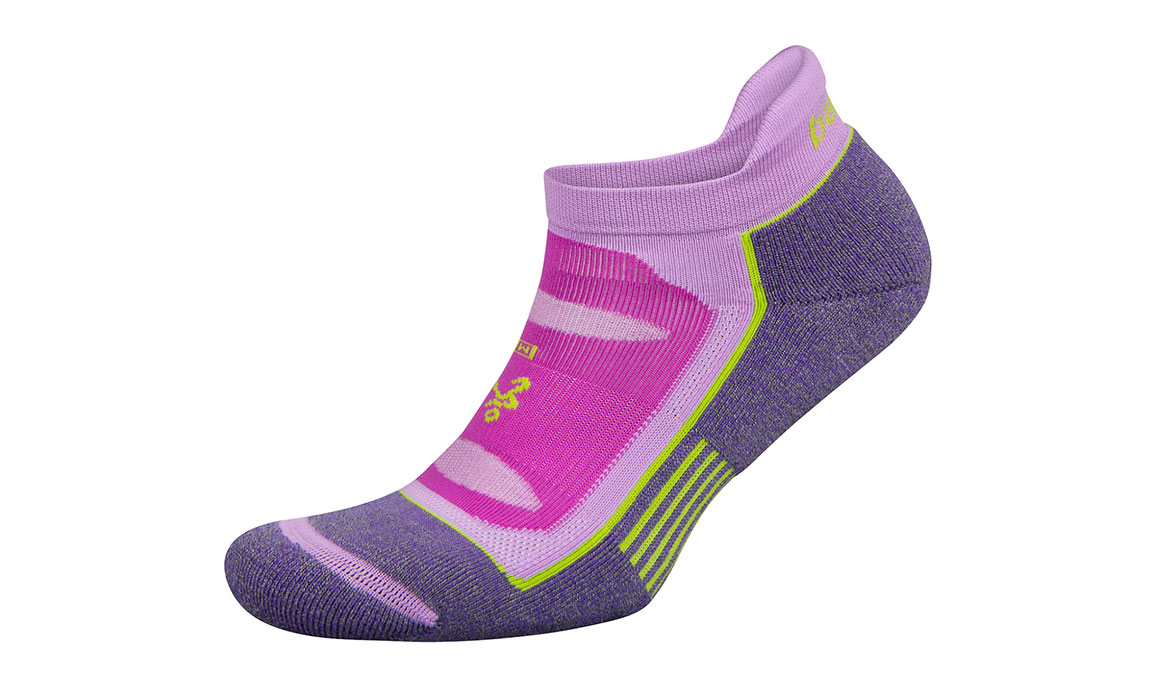 Balega Blister Resist No Show Socks - Color: Ultra Violet/Bright Lilac Size: M, Violet, large, image 1
