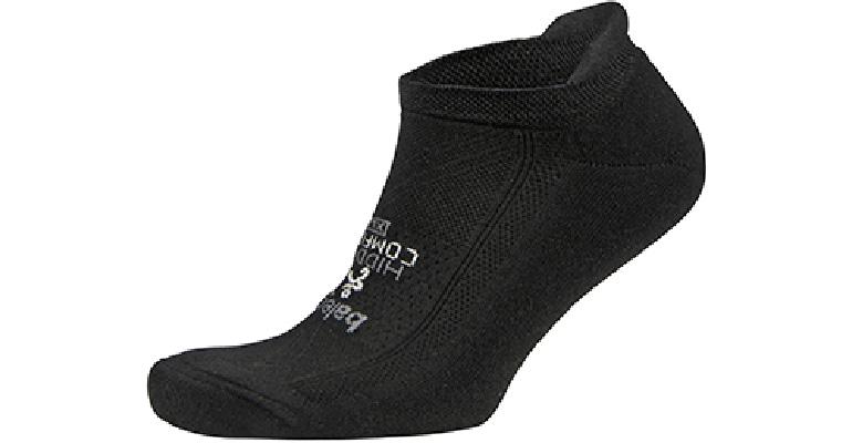 Balega Hidden Comfort No Show Socks - Color: Black - Size: M, Black, large, image 1