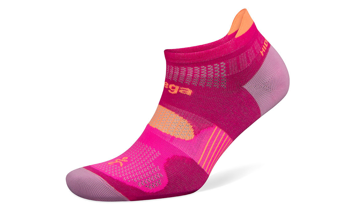 Balega Hidden Dry 2 Sock - Color: Electric Pink/Bubblegum Pink Size: S, Pink/Pink, large, image 1