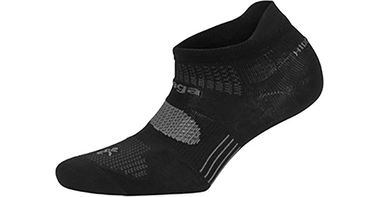 Balega Hidden Dry 2 Sock - Color: Black - Size: M, Black, large, image 1
