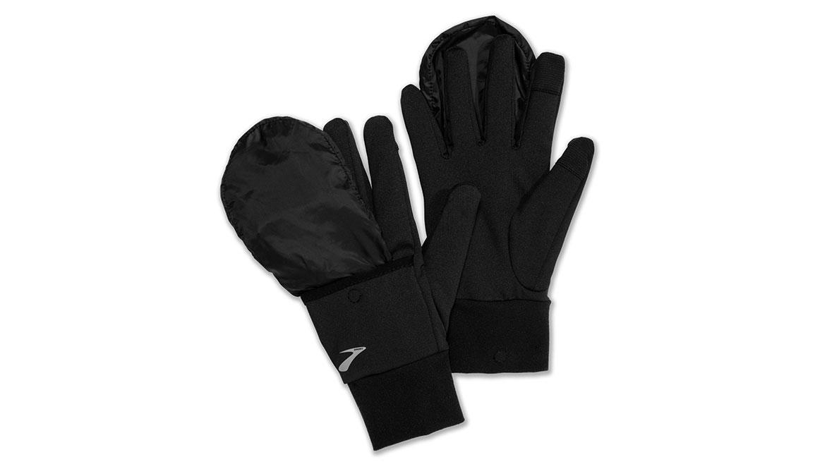 Brooks LSD Thermal Glove - Color: Black Size: L, Black, large, image 1