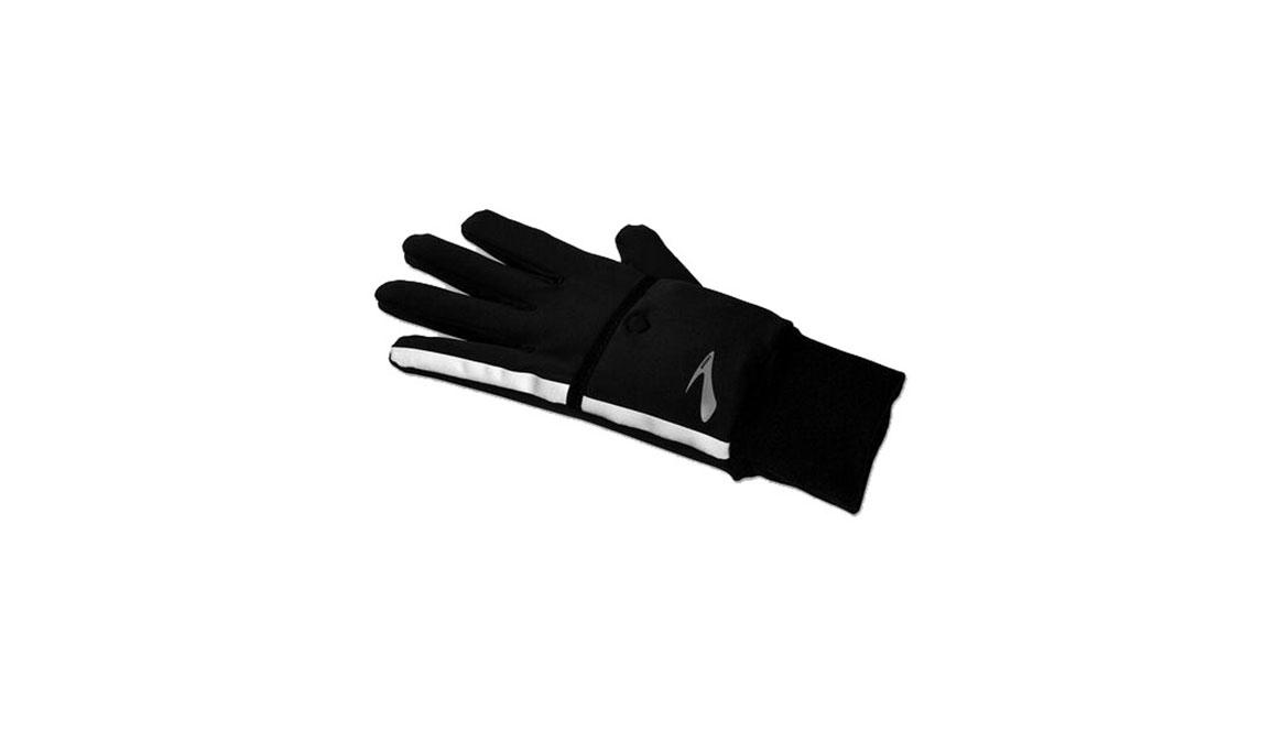Brooks LSD Thermal Glove - Color: Black Size: L, Black, large, image 2
