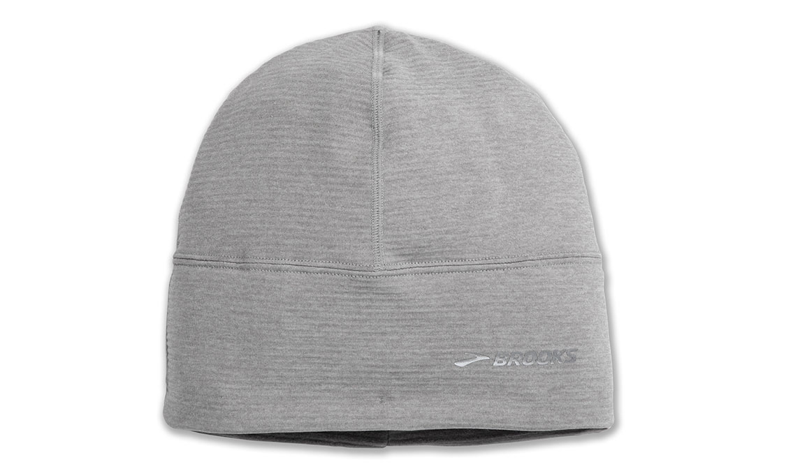 Brooks Notch Thermal Beanie - Color: Heather Ash Size: OS, Heather, large, image 1