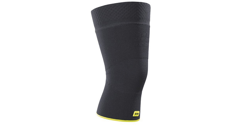 CEP Compression Ortho+ Compression Knee Sleeve - Color: Black/Green - Size: II, Black/Green, large, image 1