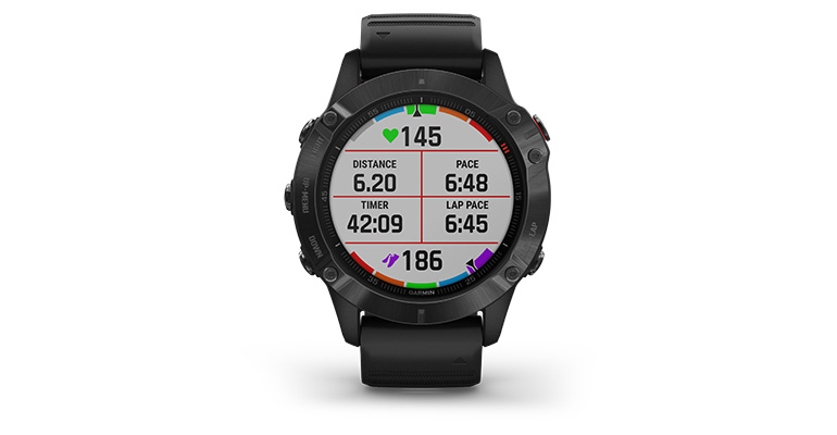 Garmin Fenix 6 Multisport GPS Watch, , large, image 6