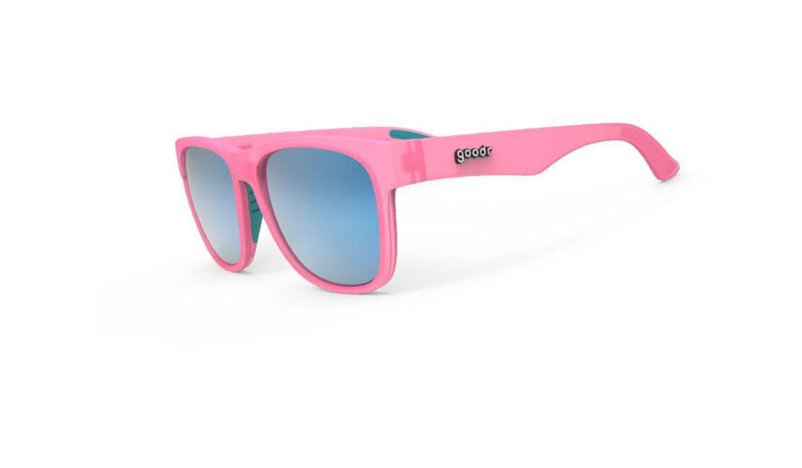 Goodr Do You Even Pistol, Flamingo?  - Color: Pink Size: OS, Pink, large, image 1