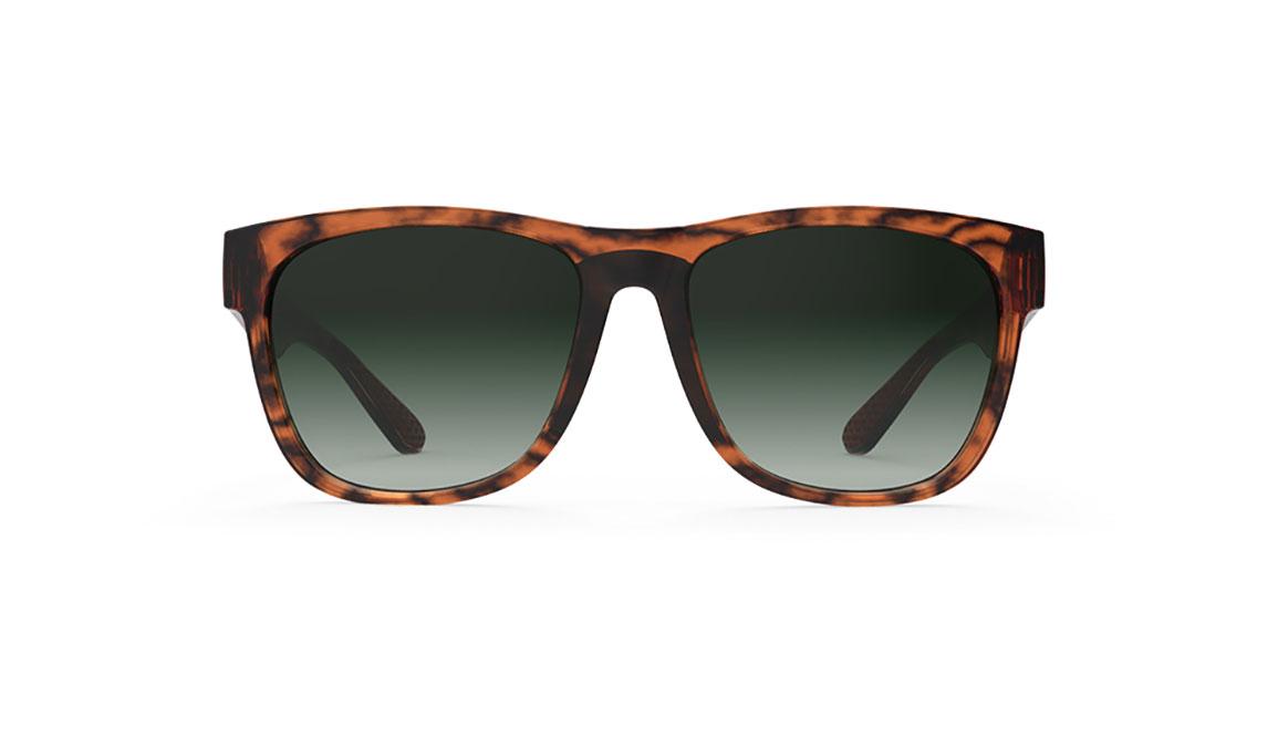 Goodr Ninja Kick the Damn Rabbit Sunglasses - Color: Orange Size: OS, Orange, large, image 2