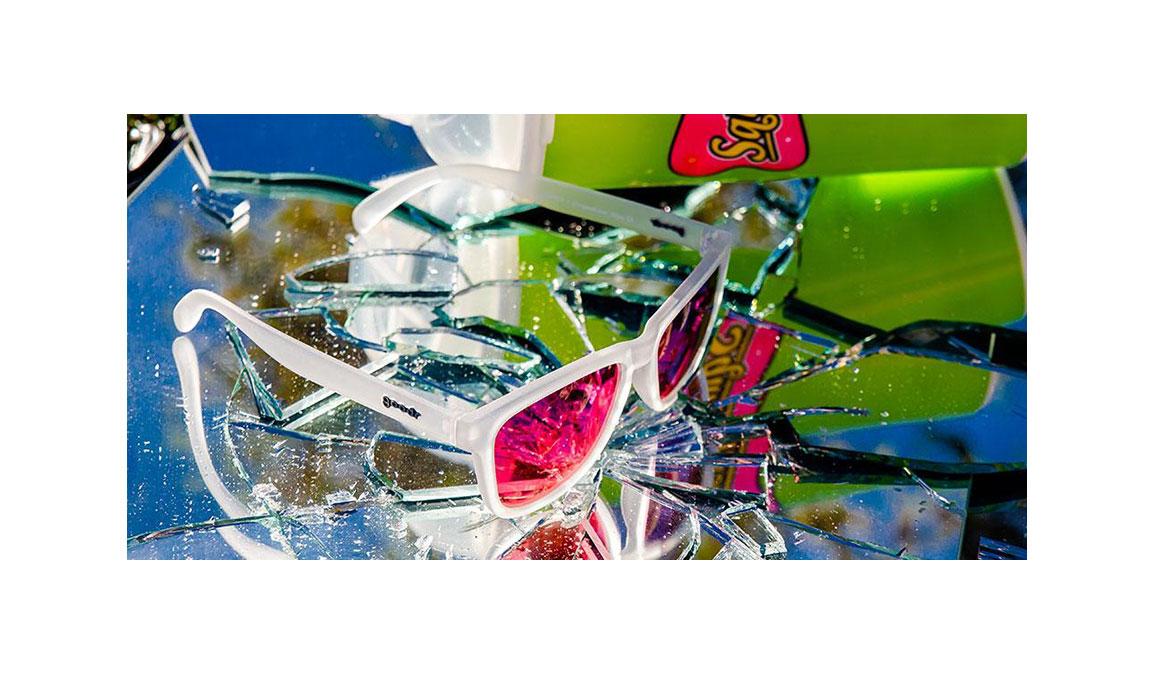 """Goodr Sunset """"Squishee"""" Brain Freeze  - Color: White Size: OS, White, large, image 3"""