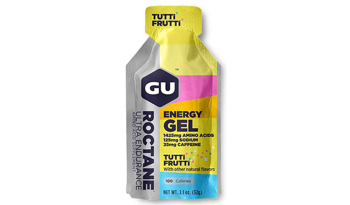 GU Roctane Energy Gel - Flavor: Tutti Frutti - Size: Box of 24, Tutti Frutti, large, image 1