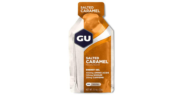 GU Energy Gel - Flavor: Salted Caramel - Size: Box of 24, Salted Caramel, large, image 1