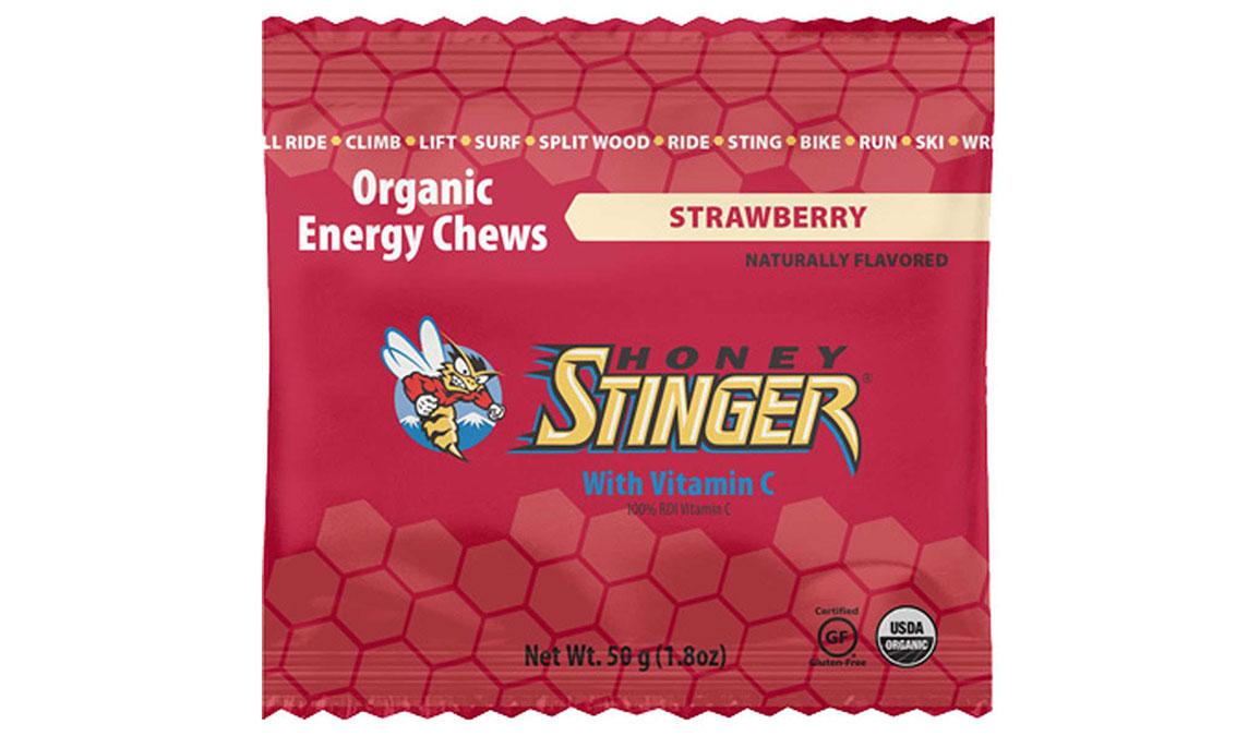 Honey Stinger Energy Chews - Flavor: Strawberry - Size: Box of 12, Strawberry, large, image 1