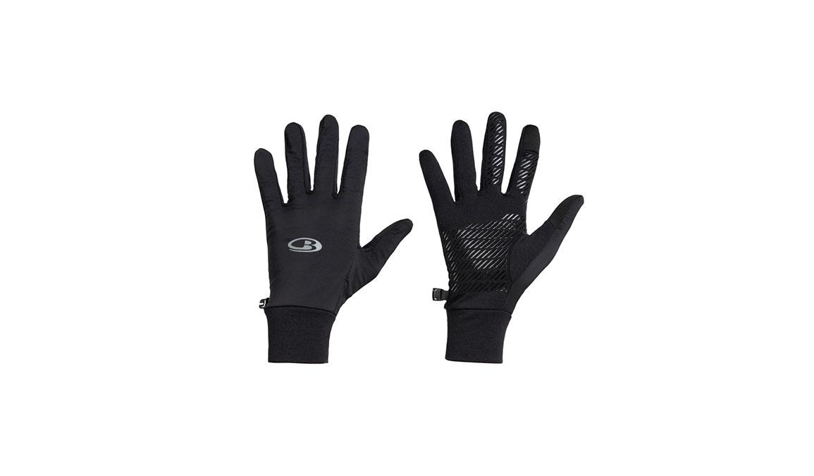 Icebreaker Tech Trainer Hybrid Gloves - Color: Black Size: S, Black, large, image 1