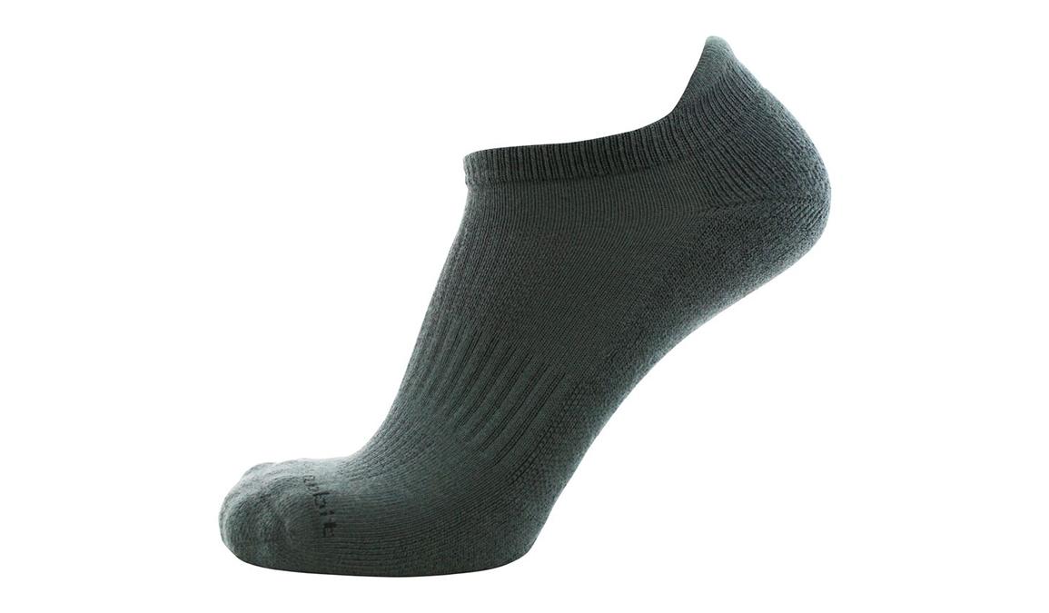 JackRabbit No Show Tab Cushion Socks 1 Pack, , large, image 2