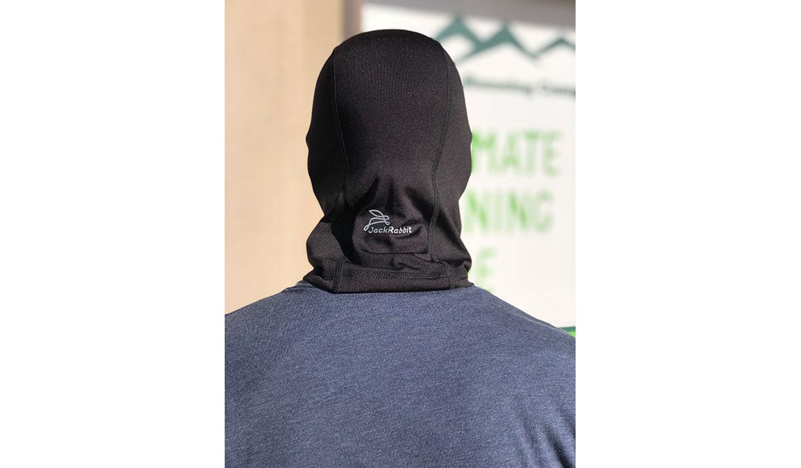 JackRabbit Bunny Balaclava - Color: Black Size: XS/S, Black, large, image 4