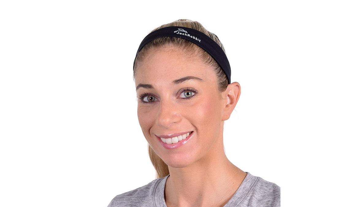 JackRabbit Headband - Color: Black Size: OS, Black, large, image 1