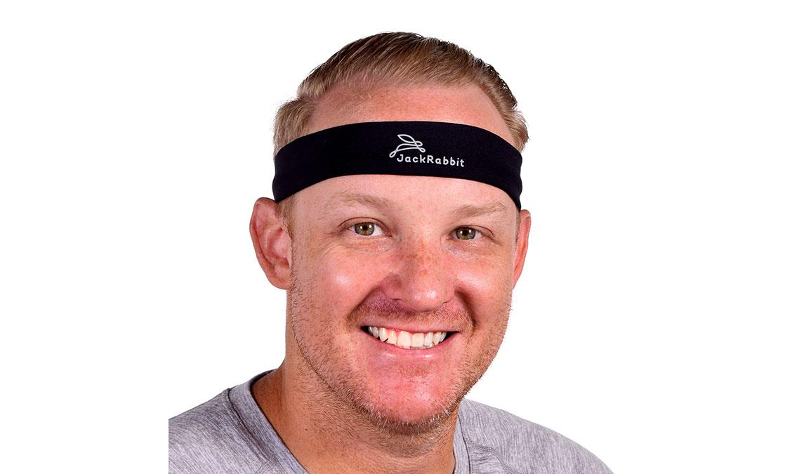 JackRabbit Headband - Color: Black Size: OS, Black, large, image 2
