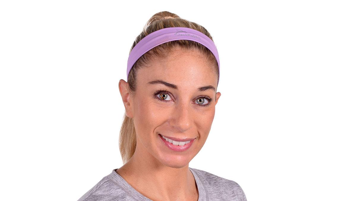 JackRabbit Headband - Color: Lavender Size: OS, Lavender, large, image 1