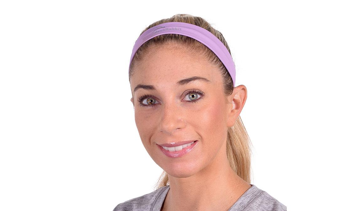 JackRabbit Headband - Color: Lavender Size: OS, Lavender, large, image 2