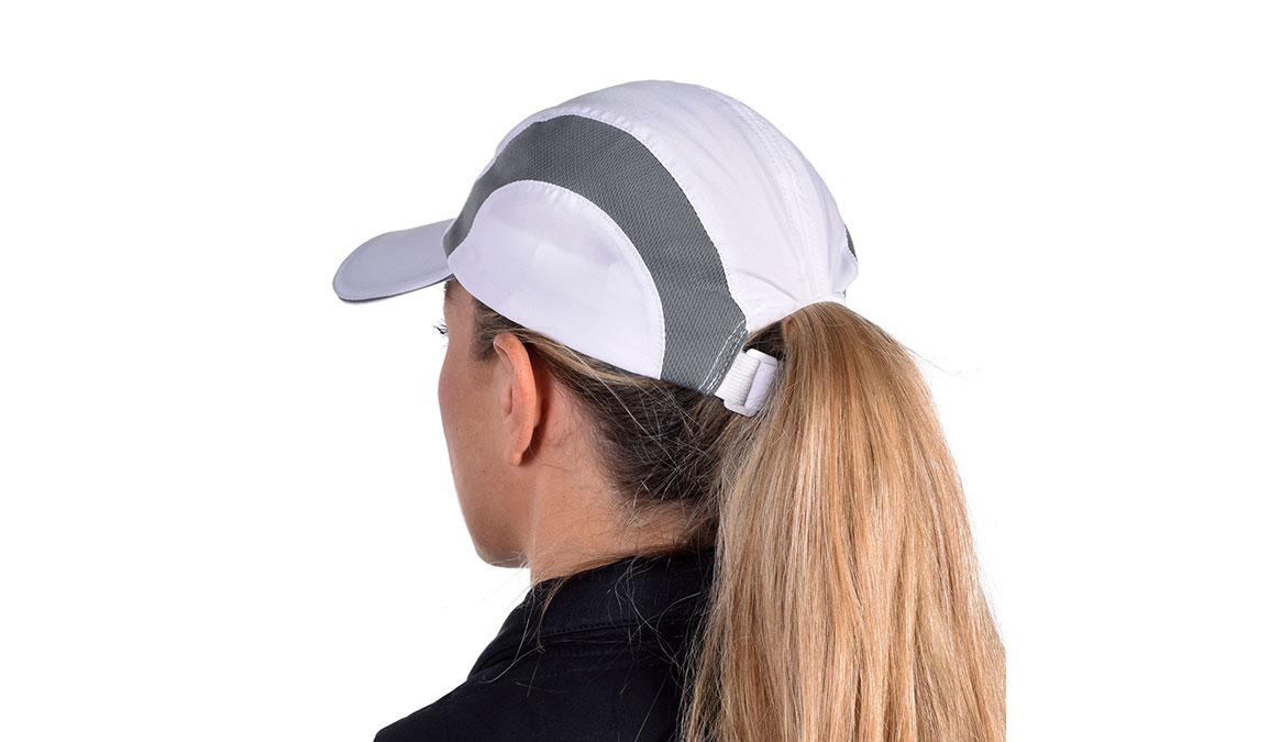 JackRabbit Run Hat  - Color: White Size: OS, White, large, image 2