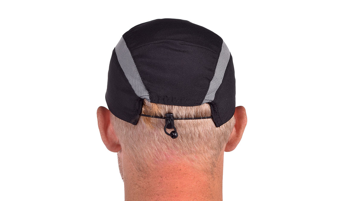JackRabbit Triumph Hat - Color: Black Size: OS, Black, large, image 3