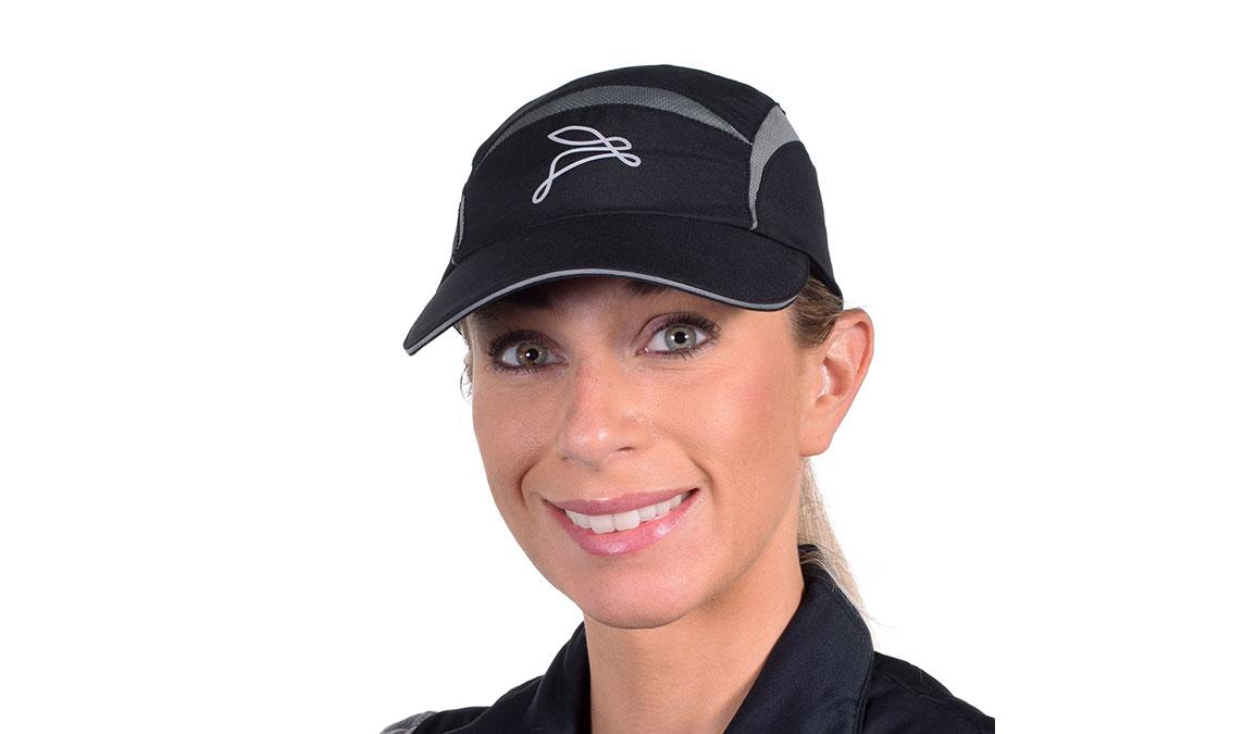 JackRabbit Triumph Hat - Color: Black Size: OS, Black, large, image 4