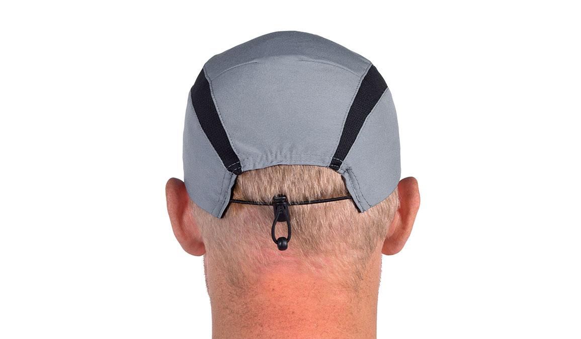 Unisex JackRabbit Triumph Hat  - Color: Grey Size: OS, Grey, large, image 3