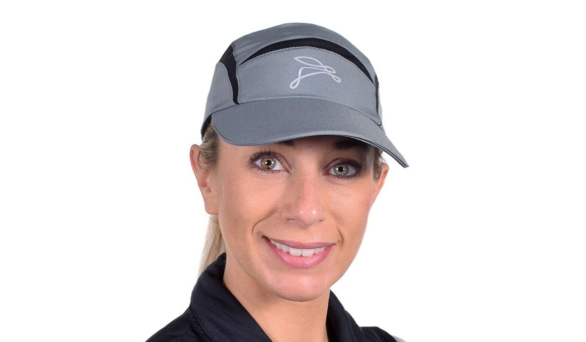 JackRabbit Triumph Hat - Color: Grey Size: OS, Grey, large, image 5
