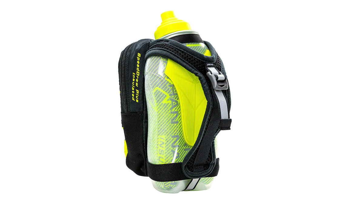 Nathan SpeedDraw Plus 18 oz  - Color: Black/Yellow Size: OS, Black/Yellow, large, image 2
