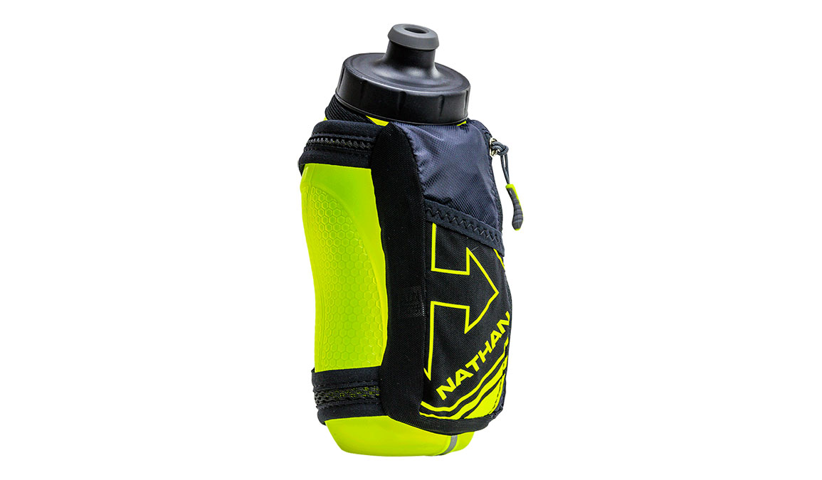 Nathan Speedmax Plus 22 oz  - Color: Black/Safety Yellow Size: OS, Black/Yellow, large, image 1