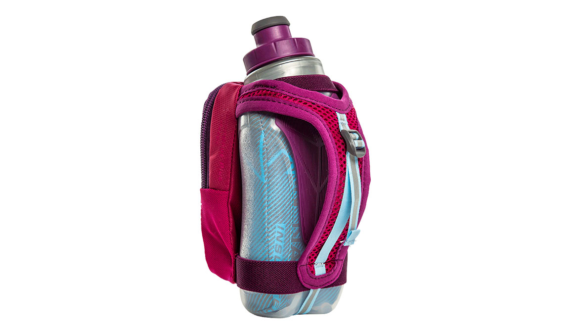 Nathan Speedshot Plus Insulated 12 oz  - Color: Sangria Size: OS, Red/Purple, large, image 2